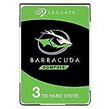 Seagate 3 TB BarraCuda Disque dur interne 2.5' (5400rpm, 128MB cache, SATA 6Gb/s, ST3000LMZ24/LM024)