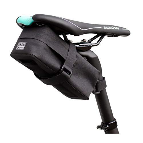 GORIX(ゴリックス)サドルバッグ 自転車 高防水 小型 (GX-TB6) ロードバイク・クロスバイク他自転車対応・ド...