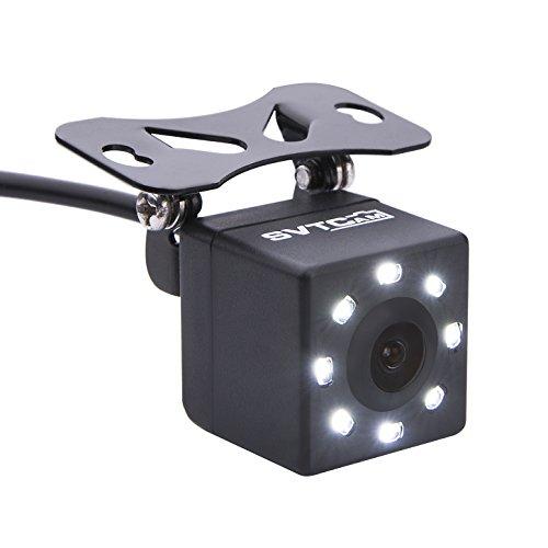 LED Backup Camera, Waterproof High Definition 170 Degree Viewing Angle Rear View Camera backup camera HeeLi