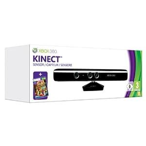 Kinect (Sensore interattivo) con Kinect Adventures [Bundle]