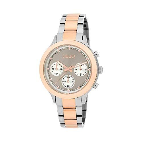 orologio cronografo donna Liujo Layered casual cod. TLJ1571