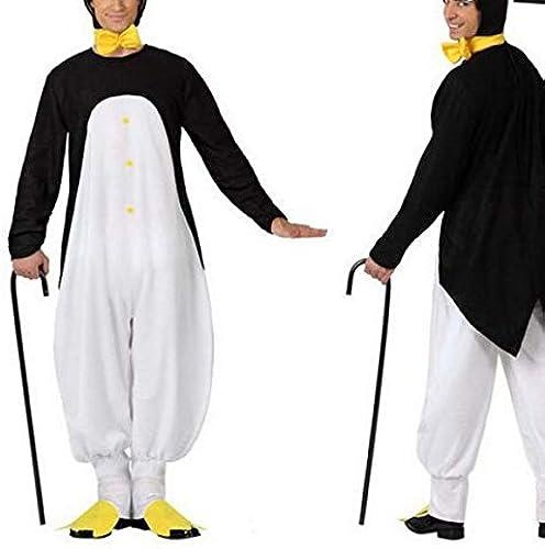 Eurowebb Costume pour Adulte Pingouin - déguiseHommest fête Taille - M L
