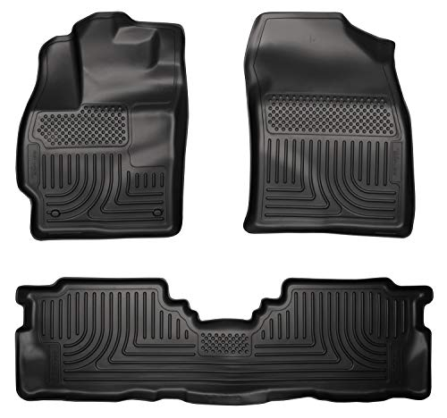 Husky Liners - 98911 Fits 2012-17 Toyota Prius V Weatherbeater Front &...
