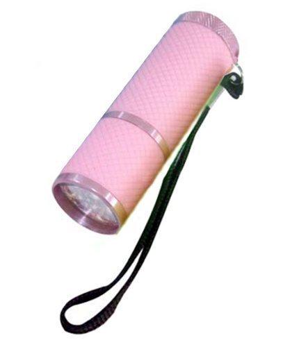 Blackspur RT365 Lampe de poche compacte 9 LED fluorescente avec cordon