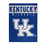 The Northwest Company Kentucky Wildcats Basic Silk Touch Throw Blanket, 50' x 60'