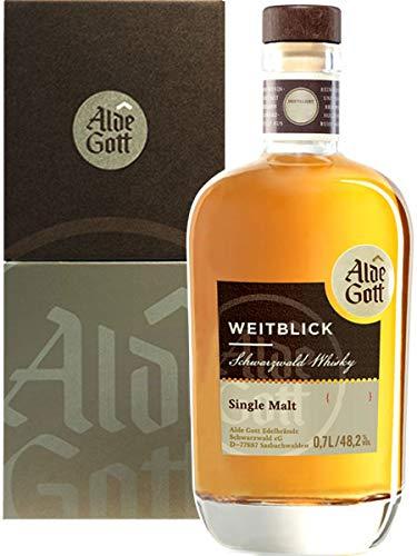 Alde Gott Weitblick 2013 Schwarzwald Single Malt Whisky 0,7 L