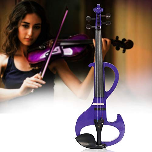 Nannday Electric Violin 4/4, Ful...