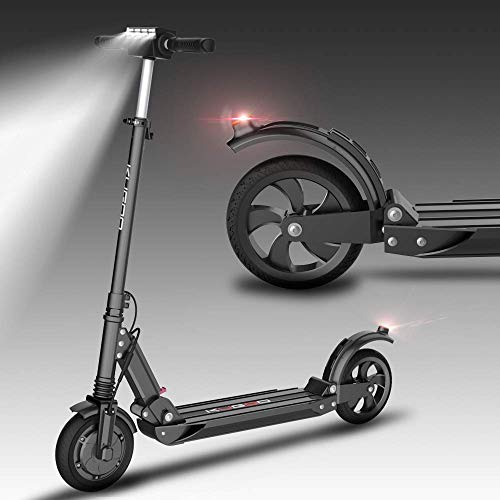 Trottinette Électrique adulte/Endurance 25km/25KPH/Deux moteurs /Pliable/Ultralight/Scooter électrique pour adultes et adolescents/ Facile à replier et à transporter (Garantie de la version UE)…