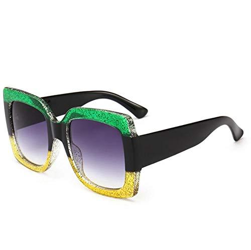 ZZZXX Gafas De Sol De Hombre Tricolor Retro Ciclismo Pesca Golf Running Conducción Vela Esquí, Protección Uv400,Con Caja De Regalo Y Paño Para Vasos