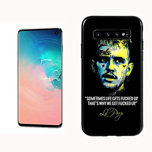 MQST Samsung Galaxy S10 case,You'll Love Me Emo Rap Lil Music peep for Samsung Galaxy S10 Case,PC Material Hard Case Never Fade