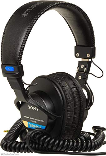 Sony MDR-7506 Headphones for Professional DJs and Others