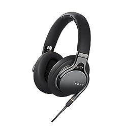 cheap Sony MDR1AM2 High Resolution Wired On-Ear Headphones, Black (MDR-1AM2 / B)