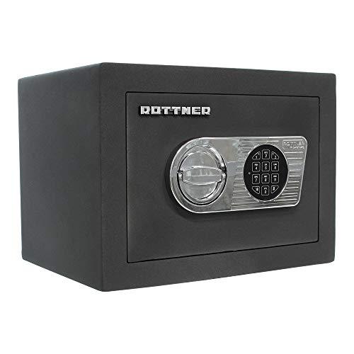 Rottner Wertschutzschrank Toscana 26 mit Elektronikschloss Sicherheitsstufe EN 0 T05546