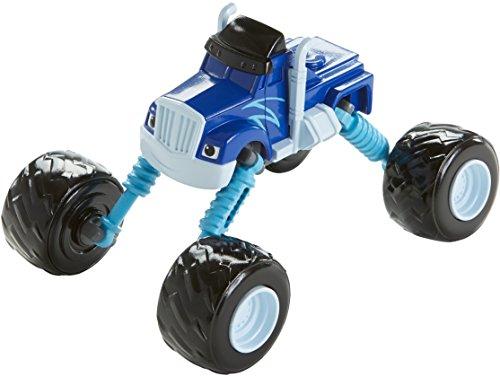 Blaze and The Monster Machines-Vehículos Supertransformer Blaze Crusher