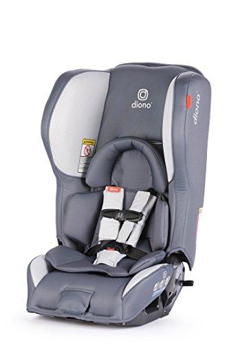 Diono Rainier 2AX Convertible Car Seat, Dark Grey