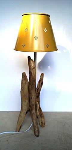 *Stehlampe aus Schwemmholz Treibholz*