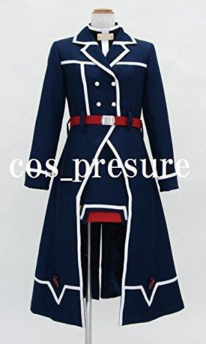 『517 【cos-presure】魔法少女リリカルなのは StrikerS フェイト・T・ハラオウン 風☆彡コスプレ衣装』の1枚目の画像