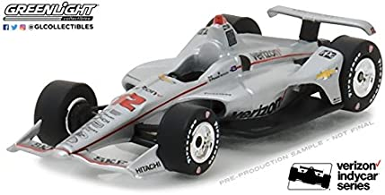 Greenlight 1:64 2018 Indy Car Series #12 Will Power Team Penske Verizon