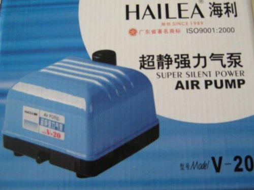 Hailea V20 / MK-20 Membrankompressor 1200l/h