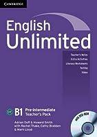English Unlimited Pre-intermediate Teacher's Pack (Teacher's Book with DVD-ROM)
