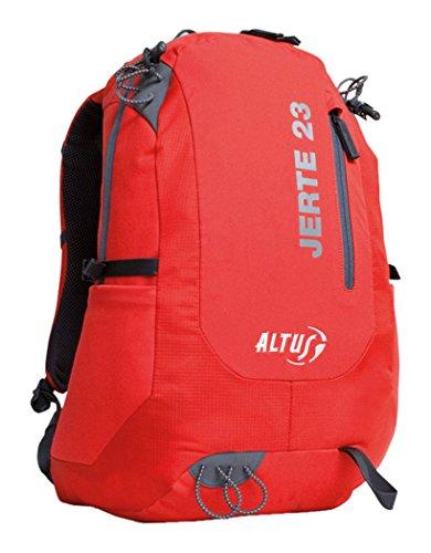 Altus Jerte 23 - Mochila, Unisex, Color Rojo, Talla única