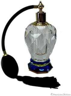 Best lead crystal perfume bottles Reviews