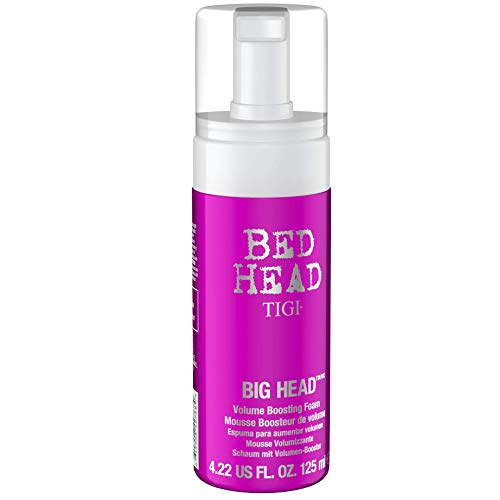 Bed Head Big Volume Boosting Foam, 4.22 Fluid Ounce