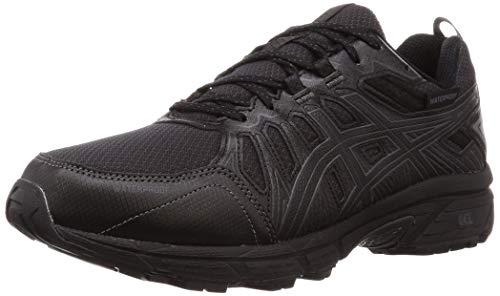 ASICS Mens 1011A563-002_43,5 Running Shoes, Black, 43.5 EU