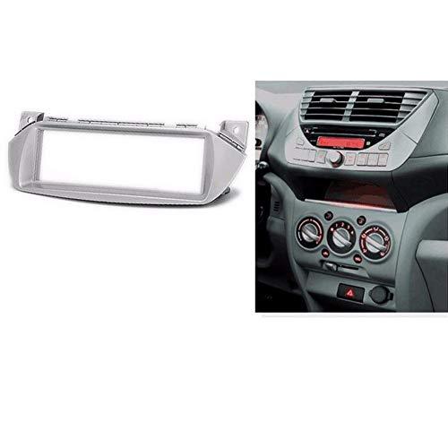 HUOGUOYIN Car Stereo Bluetooth 11-256 Best Car Radio Fascia for Nissan Pixo/Suzuki Alto Maruti A-Star 2009+ Fascia Dash CD Trim Installation Frame Kit Car Fascia