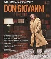 モーツァルト:歌劇《ドン・ジョヴァンニ》(Blu-ray Disc)