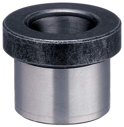 Boneham Metal Products Inc. Headed Press-Fit Drill Bushing (H), Standard Wall, Headed, Letter, H - 1 Each