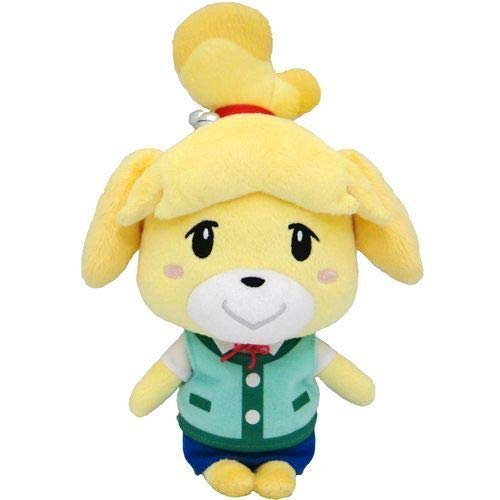 Animal Crossing Peluche Plush Isabelle Marie [Japan Import]