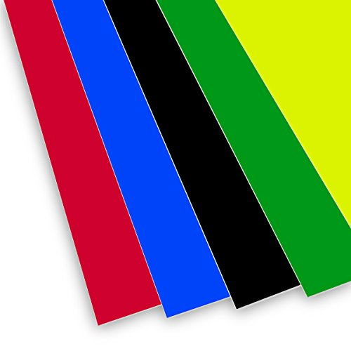 """Flipside Products 20320 Foam Board, 20"""" x 30"""", Primary Color, Assortment (Pack of 10)"""