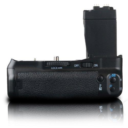 Portable, Photive Battery Grip for Canon EOS Rebel T5i, T4i, T3i, T2i (Replaces Canon BG-E8) PH-GRP550D Consumer Electronic Gadget Shop