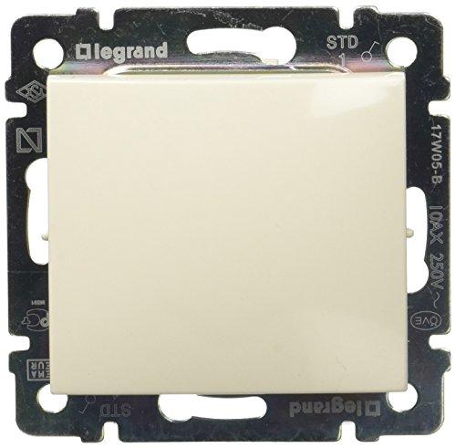 Legrand - 774301 interruptor 10ax/250v marfil valena Ref. 6561020001