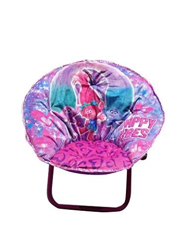 Dreamworks Trolls Saucer Chair