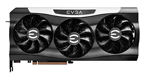 EVGA GeForce RTX 3070 Ti FTW3 Ultra Gaming, 08G-P5-3797-KL, 8GB GDDR6X, iCX3 Technology, ARGB LED, Metal Backplate