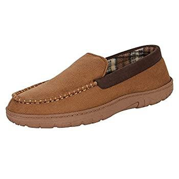 Best mens flannel lined slippers Reviews