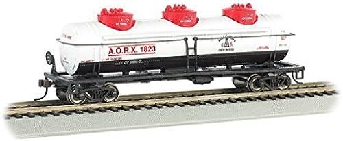 Venta en línea precio bajo descuento BAC17103 17103 40' 3-Dome Tank Allegheny Refining HO by by by Bachmann Trains  todos los bienes son especiales