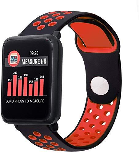 QTQZDD Smart Watch IP68 waterdicht zwemmen hartslagmeter fitness tracker mannen kinderen Bluetooth smartwatch voor Android iOS 1 1