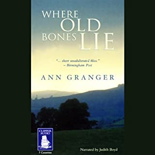 Where Old Bones Lie audiobook cover art