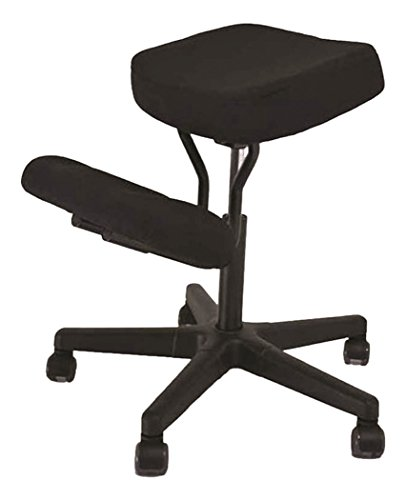 Solace Kneeling Chair – Ergonomic Chair Designed to Help Relieve Back Pain and Improve Posture - Office Chairs for Bad Backs