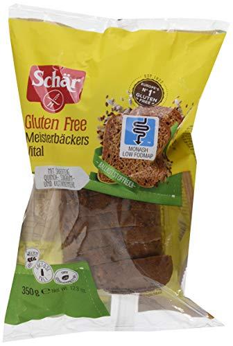 Schär Meisterbäcker Vital glutenfrei 350g, 3er Pack