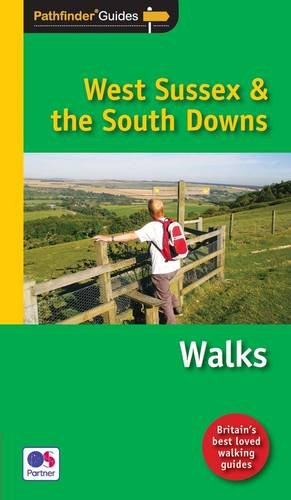 PF (66) WEST SUSSEX & THE SOUTH DOWNS (Pathfinder Guide)
