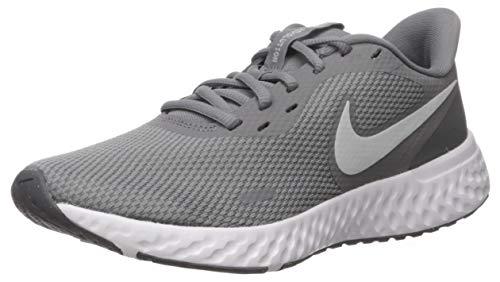 Nike Women's Revolution 5 Running Shoe, Cool Grey/Pure Platinum-Dark Grey, 11 Regular US