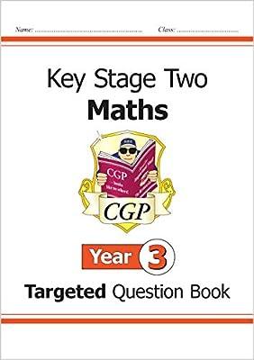 KS2 Maths Targeted Question Book - Year 3 (CGP KS2 Maths) from Coordination Group Publications Ltd (CGP)