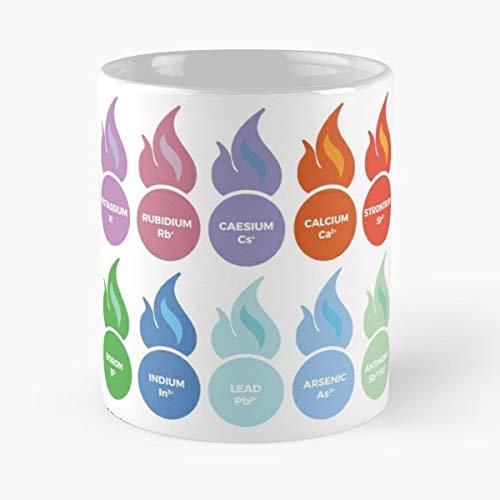 Cute Nerd Pumpkin Nerdy C - Bestes 11 Unze-Keramik-Kaffeetasse Geschenk