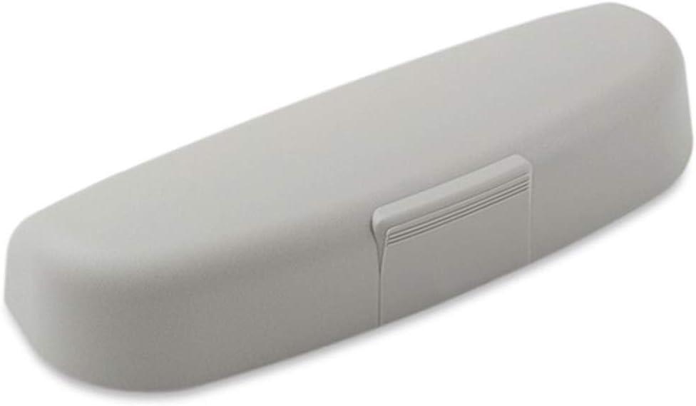 Auto Brillenhalter Auto Sonnenbrillen Fall Inhaber Brille Lagerung For Volvo S40 S60 S80 Xc60 Xc90 V40 V60 C30 Xc70 V70 Mini Cooper R50 R52 Color Gray Auto
