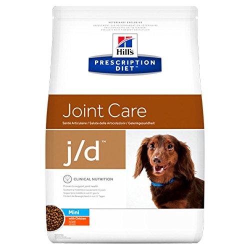 Hill's Pet Nutrition - Prescription Diet - j/d Disturbi delle articolazioni/mobilita' - Mini 1 Sacco 2,00 kg