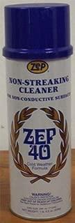 Zep 40, Non-Streaking Cleaner, 1lb 2oz (18oz) (510g) by ZEP